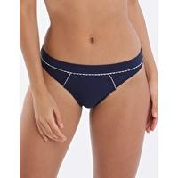 Huit Absolutely Chic Brief - Marine