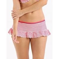 Cleo By Panache Lucille Skirted Pant - Coral