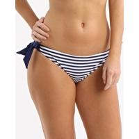 Cleo By Panache Lucille Tie Side Pant - Stripe