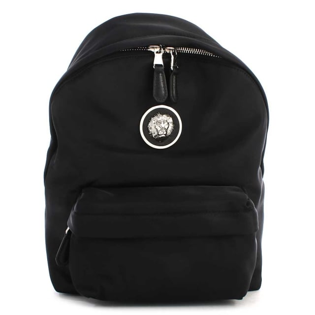 Versus Versace Kuba Black Nyon Backpack