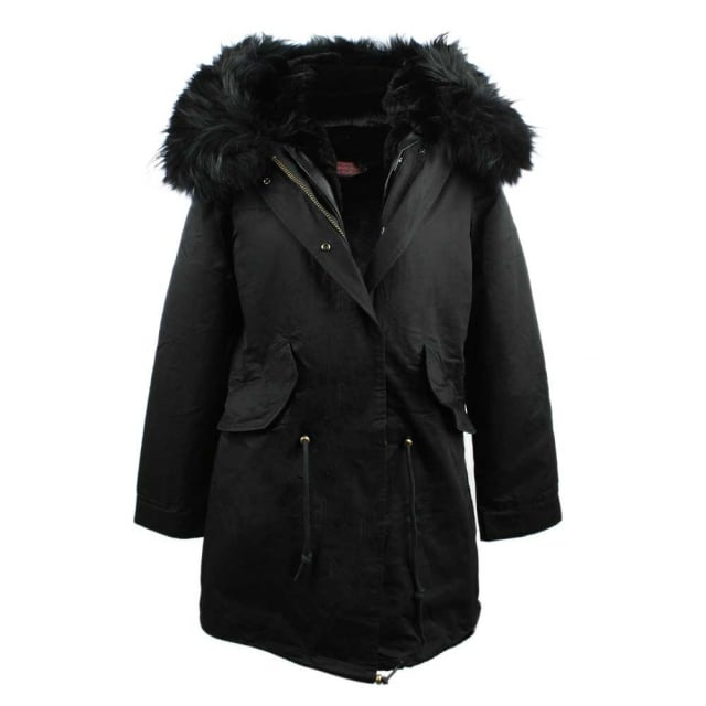 Little Red LITTLE RED PARKA Bkf