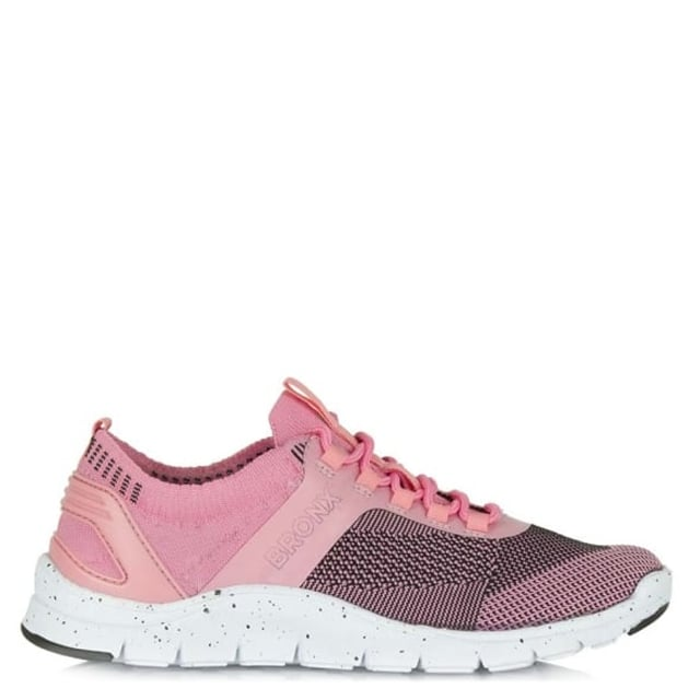 Bronx Ronxy 50 Pink Contrast Trainer